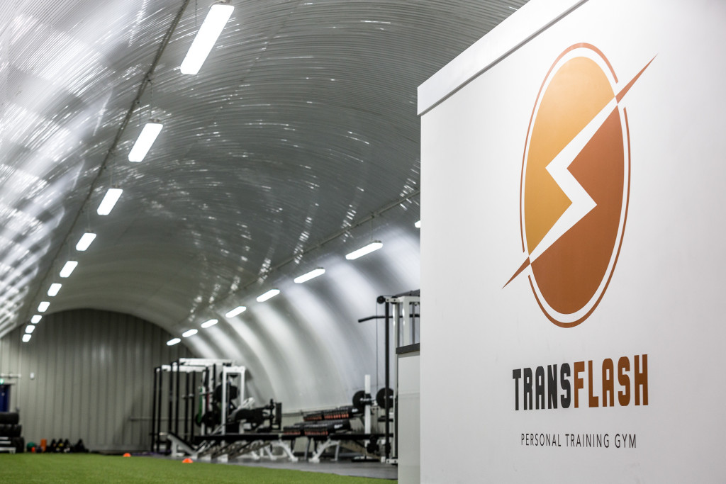 Personal Trainer Manchester? Transflash
