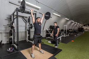 Personal Trainers Manchester in Private Gym