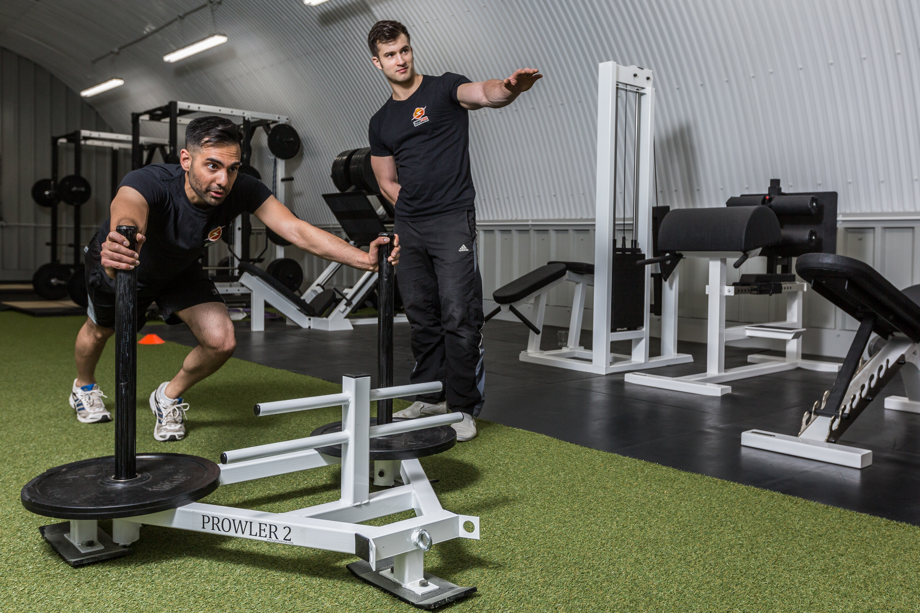 Transflash Personal Training Gym the home of results